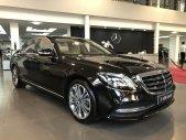 [Hot Sale] Mercedes-Benz S450 Luxury 2020 cũ, màu đen ruby-nội thất nâu, chính hãng giá 4 tỷ 500 tr tại Tp.HCM
