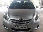 Bán Toyota Vios 1.5E đời 2008, màu bạc, giá cạnh tranh giá 284 triệu tại Hà Nội