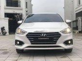 Bán Hyundai Accent 1.4MT sản xuất năm 2019, màu trắng giá cạnh tranh giá 470 triệu tại Hà Nội