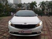 Bán ô tô Kia Cerato 1.6AT năm 2018, màu trắng số tự động giá 585 triệu tại Hà Nội