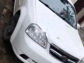 Bán Daewoo Lacetti năm sản xuất 2010, màu trắng, nhập khẩu nguyên chiếc giá 170 triệu tại Thanh Hóa