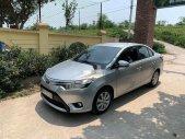 Xe Toyota Vios E sản xuất năm 2015, màu bạc giá 370 triệu tại Hà Nội