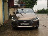 Bán Hyundai Elantra đời 2016, màu nâu, xe nhập, số sàn giá 415 triệu tại Hà Nội