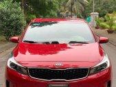 Cần bán gấp Kia Cerato 1.6AT năm 2018, màu đỏ chính chủ giá 580 triệu tại Hà Nội