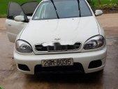 Bán ô tô Daewoo Lanos sản xuất 2002, màu trắng giá 56 triệu tại Ninh Bình