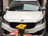 Bán xe KIA Sedona GATH, sx 2017 màu trắng.   giá 880 triệu tại Tp.HCM