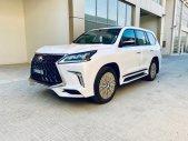 Bán Lexus LX 570 MBS  2020, màu trắng, nhập khẩu Trung Đông mới 100% giá 10 tỷ 300 tr tại Hà Nội