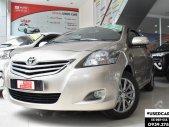 Bán Toyota Vios 1.5G đời 2013, màu nâu vàng giá 460 triệu tại Tp.HCM
