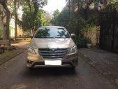 Tôi cần bán chiếc xe ô tô Toyota INNOVA 2.0E màu ghi vàng 2016 giá 445 triệu tại Hà Nội