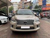 Lexus LX570 màu vàng cát, nội thất kem. sản xuất và đăng ký 2012, tư nhân chính chủ. giá 3 tỷ 990 tr tại Hà Nội