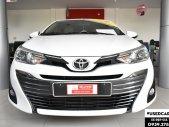 Cần bán gấp Toyota Vios G đời 2019, màu trắng giá cạnh tranh giá 560 triệu tại Tp.HCM