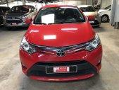 Cần bán lại xe Toyota Vios G đời 2015, màu đỏ giá 480 triệu tại Tp.HCM