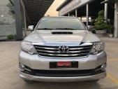 Cần bán xe Toyota Fortuner G đời 2016, màu bạc, giá cả thương lượng giá 770 triệu tại Tp.HCM