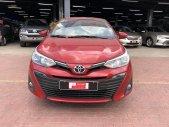 Xe Toyota Vios G đời 2019, màu đỏ, giá tốt giá 570 triệu tại Tp.HCM