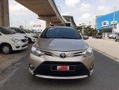Thông tin Bán xe Toyota Vios E năm 2017, màu bạc xe mới về cực đẹp ( Gía cả thương lượng ) giá 450 triệu tại Tp.HCM