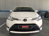 Cần bán Toyota Vios E cvt đời 2018, màu trắng, giá tốt giá 510 triệu tại Tp.HCM
