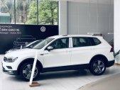 Volkswagen Tiguan Allspace trắng Ngọc Trinh, hỗ trợ 100% lệ phí trước bạ giá 1 tỷ 729 tr tại Quảng Ninh