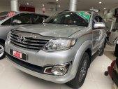 Cần bán gấp Toyota Fortuner V 4x2 sản xuất 2013, màu bạc giá 640 triệu tại Tp.HCM