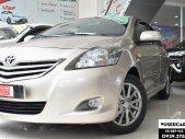 Bán Toyota Vios G năm 2013, màu vàng giá 460 triệu tại Tp.HCM