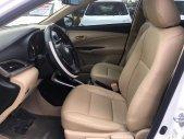 Bán Toyota Vios E CVT đời 2018, màu trắng, xe gia đình chính chủ giá 530 triệu tại Tp.HCM