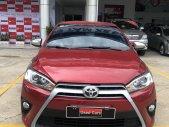 Bán xe Toyota Yaris G 2015 mày đỏ siêu đẹp ( Giá TL ) giá 550 triệu tại Tp.HCM