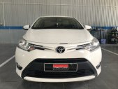 Cần bán gấp Toyota Vios E CVT 2018, màu trắng, giá khuyến mãi giá 510 triệu tại Tp.HCM