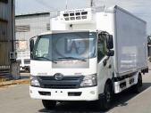 HINO XZU720L - 3T5, thùng dài 5m2 giá 640 triệu tại Bình Dương