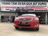 Cần bán lại xe Toyota Vios G đời 2011, màu đỏ, 380 triệu giá TL giá 380 triệu tại Tp.HCM