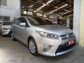 Bán Toyota Yaris 1.3G năm 2016, màu bạc, nhập khẩu, giá khuyến mãi giá 540 triệu tại Tp.HCM
