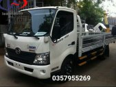 Hino XZU720L 3,5 tấn xe mới (giá thương lượng) giá 640 triệu tại Bến Tre