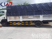 Cần bán Isuzu FRR FRR90ne4 2019, màu trắng giá 820 triệu tại Bình Dương