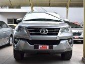 Cần bán gấp Toyota Fortuner V 4x2 năm 2017, màu bạc, nhập khẩu nguyên chiếc, giá 970tr giá 970 triệu tại Tp.HCM