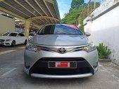 Cần bán gấp Toyota Vios E MT đời 2016, màu bạc, giá tốt giá 430 triệu tại Tp.HCM