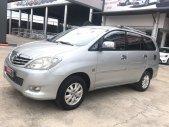 Cần bán gấp Toyota Innova V năm 2011, màu bạc mới chạy 93.000 km, giá tốt giá 450 triệu tại Tp.HCM