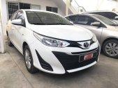 Bán ô tô Toyota Vios E đời 2019, màu trắng bs: 522.xx giá 490 triệu tại Tp.HCM