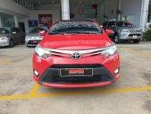Bán ô tô Toyota Vios G đời 2014, màu đỏ, giá chỉ 470 triệu (còn fix mạnh)  giá 470 triệu tại Tp.HCM