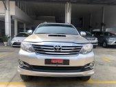 Bán ô tô Toyota Fortuner G đời 2015, màu bạc chạy 88.900km, giá fix mạnh giá 750 triệu tại Tp.HCM