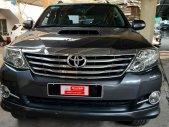 Cần bán xe Toyota Fortuner G sản xuất 2016, màu xám máy cực êm giá Fix đẹp giá 770 triệu tại Tp.HCM