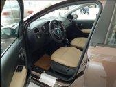 Volkswagen Polo Hatchback 2020 màu nâu, giảm trực tiếp 50tr tiền mặt - Giao ngay giá 695 triệu tại Quảng Ninh