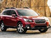 Bán Subaru Outback 2.5 đời 2020 màu xanh nhạt, nhập khẩu nguyên chiếc giá 1 tỷ 868 tr tại Hà Nội