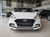 Bán ô tô Hyundai Grand i10 AT sản xuất 2020, màu trắng, giá chỉ 405 triệu giá 405 triệu tại Tây Ninh