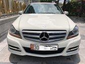 Cần bán gấp Mercedes đời 2013, màu trắng, như mới, giá tốt giá 579 triệu tại Hà Nội