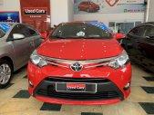 Cần bán Toyota Vios 1.5G đời 2014, màu đỏ giá 470 triệu tại Tp.HCM