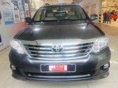 Cần bán xe Toyota Fortuner V đời 2013 máy móc êm ru. Giá còn Fix mạnh giá 600 triệu tại Tp.HCM