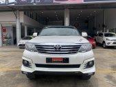 Bán xe Toyota Fortuner V TRD Phiên Bản Thể Thao năm 2016, màu trắng, giá còn Fix đẹp giá 770 triệu tại Tp.HCM