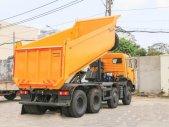 Xe ben kamaz 6540(8x4) thùng 15 khối tải hàng 17 tấn. giá 1 tỷ 300 tr tại Tp.HCM