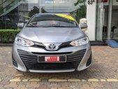 Cần bán xe Toyota Vios E số sàn năm 2019, màu bạc, giá còn fix mạnh giá 495 triệu tại Tp.HCM