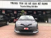 Cần bán lại xe Toyota Vios G năm 2018, màu xám giá 540 triệu tại Tp.HCM