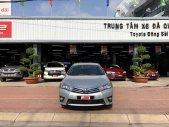 Cần bán lại xe Toyota Corolla altis 1.8G CVT đời 2016, màu bạc CỰC Chất - Giá còn Fix đẹp giá 620 triệu tại Tp.HCM