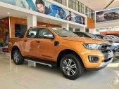 Bán xe Ford Ranger đời 2020, màu đen, xe nhập giá cạnh tranh giá 581 triệu tại Hà Nội